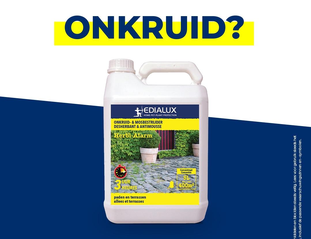 EDIALUX CAROUSEL ONKRUID NL 05