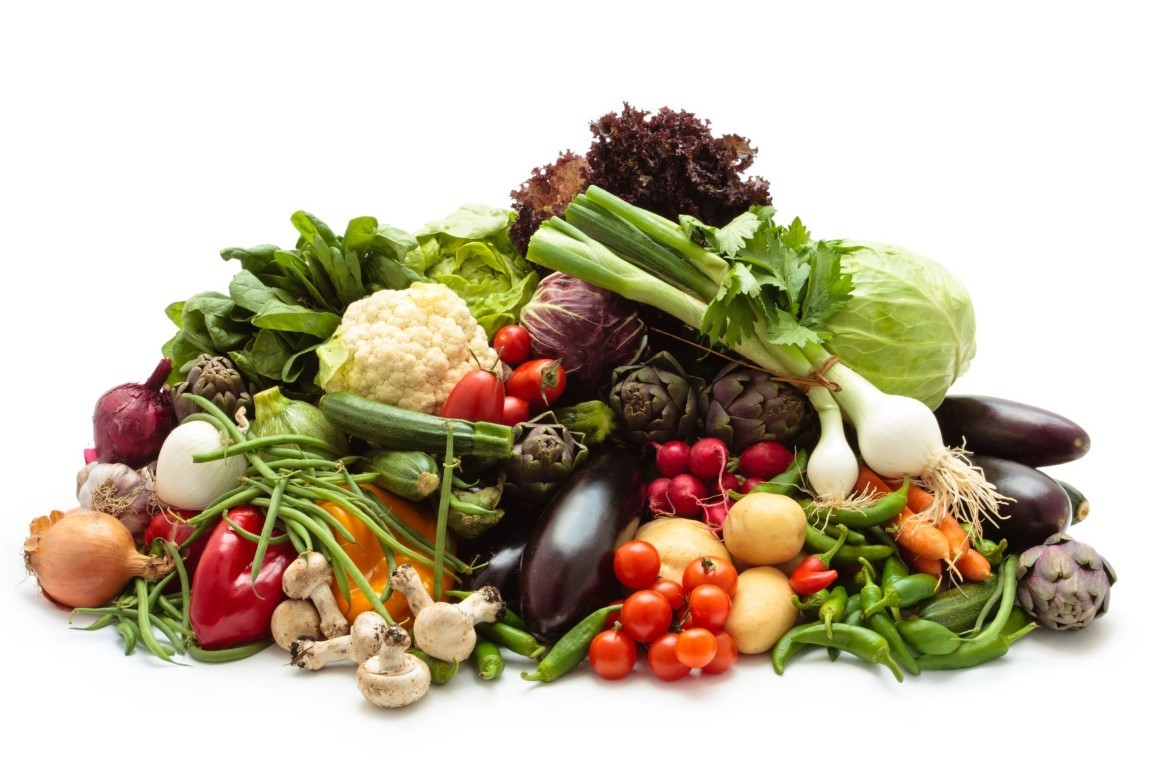 Groenten oogst Middel